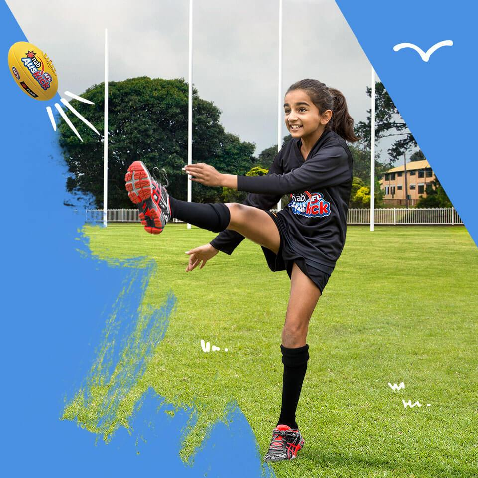 What is NAB AFL Auskick?